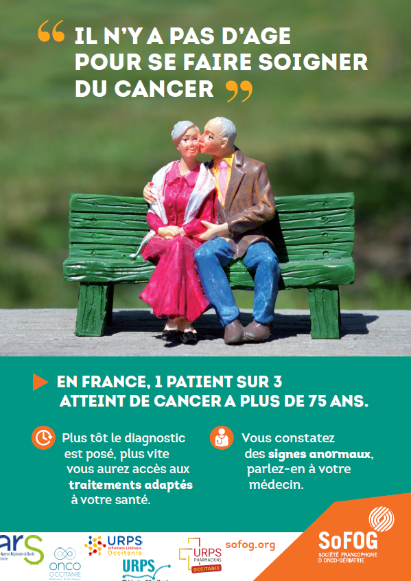 Prise en charge des patients âgés atteints de cancer